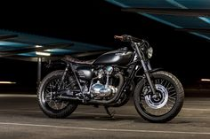 We'd take this stunning custom Kawasaki W650 from Maccomotors over a new W800 any day.