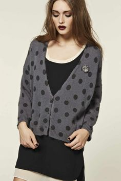 CARDIGAN POIS#cardigan#pois#aniyeby#winter#collection#fashion#shop#italy#