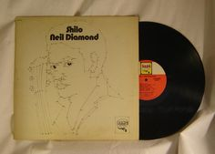 Neil Diamond Shilo - Vinyl Record Album - Bang Records - BLP 221 -  Recorded 1967 - Vinyl and Cover in Good Condition. Normal age usage wear
