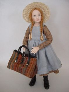 Anne of Green Gables doll - Google Search