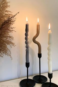 Cute Candles, Diy Candles, Modern Candles, Luxury Candles, Handmade Candles, Room Ideas Bedroom, Bedroom Decor, Aesthetic Room Decor, Home Fragrances