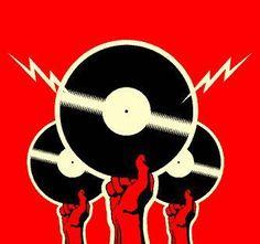 #vinyl #records http://www.pinterest.com/TheHitman14/dj-culture-vinyl-fantasy/