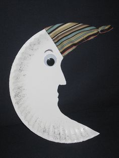 Join us on Monday, August 6th 3:30-4:30 in the Children's Room for Arts and Crafts. To celebrate our theme of Dreaming Big for Summer Reading, we will be making the man in the moon out of paper plates!