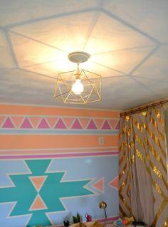 diy une suspension himmeli en pailles soeurs grene pailles et suspension. Black Bedroom Furniture Sets. Home Design Ideas