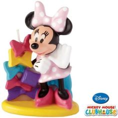 Minnie Mouse Candle | 1 ct