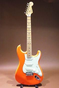 FENDER CUSTOM SHOP[フェンダーカスタムショップ] Masterbuilt Eric Clapton Stratocaster by Art Esparza|詳細写真