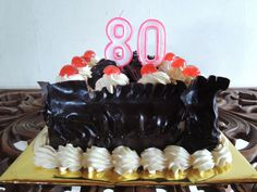 grandpa's bday cake