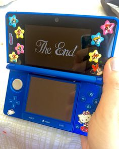 The End - Erika Lima After finishing Dragon Quest VII 3DS