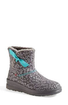 I Heart UGG™ I Heart UGG 'I Heart Knotty' Boot available at #Nordstrom