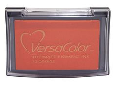 Black Tsukineko Full-Size VersaColor Ultimate Pigment Inkpad