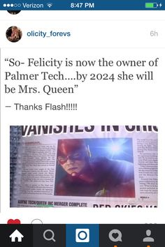 It was until Barry changed the future!...wait he did change the future didn't he idk?