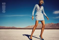 blue planet: alyona subbotina by david roemer for uk marie claire june 2014