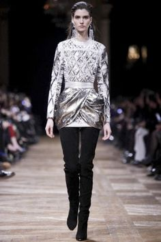 Balmain Fall Winter Ready To Wear 2013 Paris