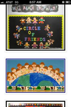 Circle Cute Boarders, Flag, Decor, Art, Art Background, Decoration, Kunst, Science, Performing Arts