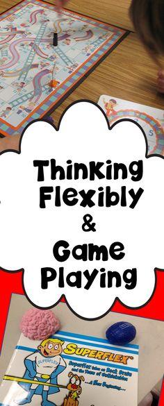 Fun social skills activity to address cognitive flexibility!