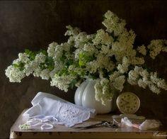 Flower Arrangement, pitcher decoration,