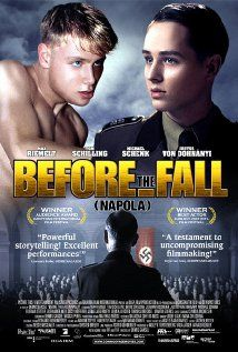 Napola - Elite für den Führer (aka Before the Fall) Movie Poster / Plakat ( of Streaming Movies, Hd Movies, Film Movie, Movies To Watch, Movies Online, Movies And Tv Shows, Tom Schilling, Florian Stetter, Max Riemelt