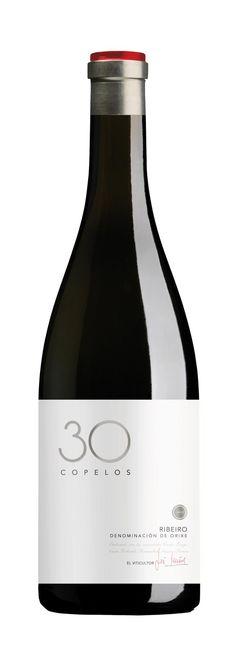 What number do you drink? Try 30. 30 Copello D.O. Ribeiro wine / vinho /  vino mxm #vinosmaximum
