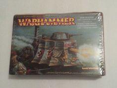 Games Workshop Warhammer Empire Steam Tank metal kit  NIB Sealed in Shrinkwrap #Gamesworkshop