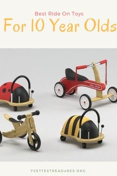 17 Of The Best Ride On Toys For 10 Year Old Boys