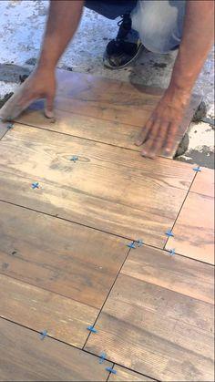 Kitchen Flooring, Hardwood Floors, Crafts, House, Barbershop Design, Organizing Ideas, Rustic Hardwood Floors, Wood Types, Salvaged Wood