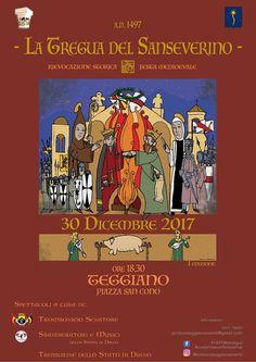 Italia Medievale: La Tregua del Sanseverino