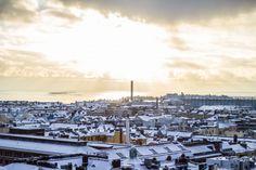 Lifted.fi // Helsinki talvi toimisto