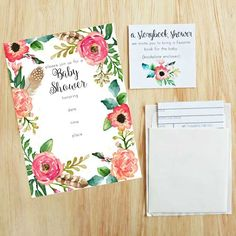 These are our favorite printable party invitations. The best part? These pretty and cute birthday party, baby shower, and graduation invitations are free to download.