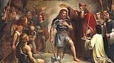 Les Francs et le baptême de Clovis