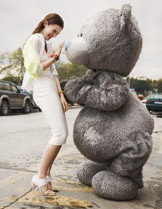 My Teddy Bear Friend