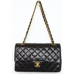 Pre-owned Chanel Shoulder Bag ($2,525) ❤ liked on Polyvore featuring bags, handbags, shoulder bags, apparel & accessories, tan, wallets & cases, white shoulder bag, vintage leather purse, white leather shoulder bag and long strap shoulder bag