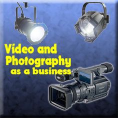 If you're looking to make money from photography or video, this group could inspire you with new ideas.   And not just Weddings and Portraits, but unusual items such as selling your photos on Etsy, creating marketing or training videos for local businesses, running a photobooth and more.