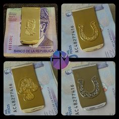 Money clips!!