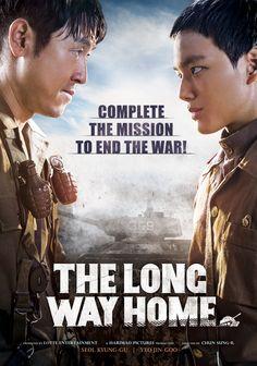 The Long Way Home (2015) /서부전선 Review #Korean #Movie #Kmovie http://www.kmovietalk.com/2015/10/the-long-way-home-2015-review.html