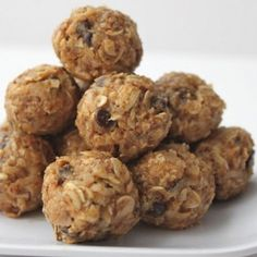 Healthy no bake energy balls