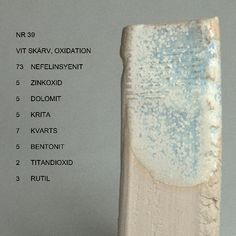 Blueglazes Glazes For Pottery, Ceramic Pottery, Ceramic Glaze Recipes, Pottery Handbuilding, Clay Texture, Ceramic Techniques, Ceramics Projects, Ceramic Studio, Pottery Studio