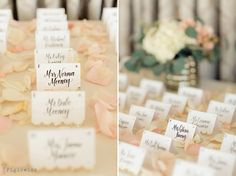 Gorgeous calligraphy with romantic rose petals #figlewiczphotography