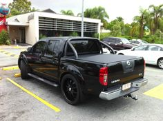 nissan navara d40 custom - Google Search