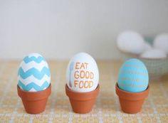 Ostern steht vor der Tür! Und damit wird es höchste Zeit, die Osterdeko zu vervollständigen. Einige Tipps und Tricks, wie Ostereier verpackt werden ...