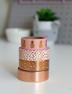 Guys, stationery addiction is real. Just take new planners out of the inbox. Washi Tape Storage, Washi Tape Crafts, Washi Tapes, Cute Stationary, Cute School Supplies, Office Supplies, Decorative Tape, Duck Tape, Paper Tape