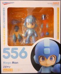 グッドスマイルカンパニー ねんどろいど ロックマン海外版/MegaManメガマン 556