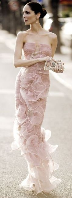 Ana Lee - Armani Privi -- Go here for your Dream Wedding Dress and Fashion Gown! https://www.etsy.com/shop/Whitesrose?ref=si_shop