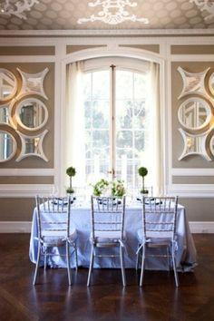 Love the mirrors. #homedecor #home