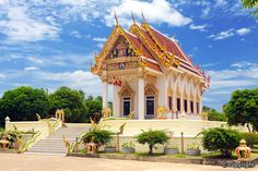 Thailand, Koh Samui, Mummy Monk at Wat Kunaram