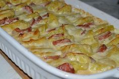 Kassler - Kartoffel - Gratin, ein gutes Rezept aus der Kategorie Kartoffeln. Bewertungen: 46. Durchschnitt: Ø 3,9.