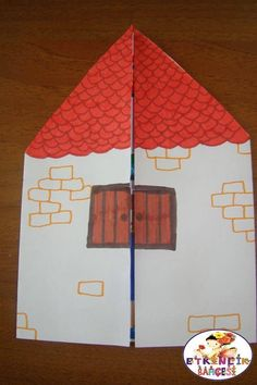 Paper Art, Paper Crafts, Family Theme, Kindergarten Art, Kids Learning Activities, More Fun, Fathers Day, Origami, Projects To Try
