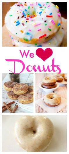 Love donuts? Roundup of easy, drool-worthy recipes