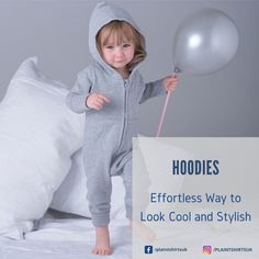 Plain Baby and toddler all-in-one Baby Bugz 250 GSM Plain Hoodies, First Baby, Look Cool, All In One, Colours, How To Plan, Cool Stuff, Stylish, Kids