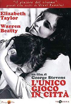 L'Unico Gioco In Città (Dvd) Warren Beatty, Elizabeth Taylor, Film, Celtic, Cinema, Movies, Movie Posters, Collection, Shopping