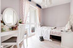 przytulne wnętrze na warszawskiej Pradze - zdjęcie od Decoroom - Sypialnia - Styl Prowansalski - Decoroom